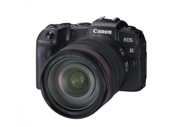 Canon EOS RP,  la mirrorless full frame 'leggera'
