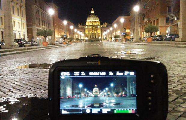 Blackmagic Pocket Cinema Camera 4K in prova