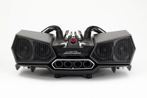 Ixoost Esavox, ecco il Lamborghini sound