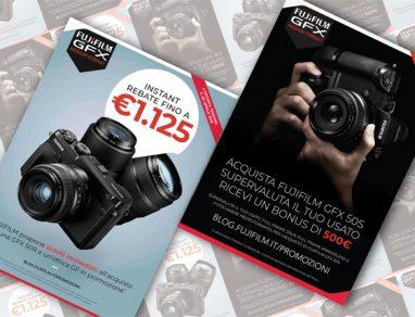 Promozione Fujifilm GFX