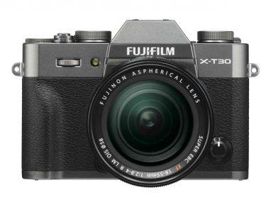 Fujifilm X-T30 con XF18-55mm
