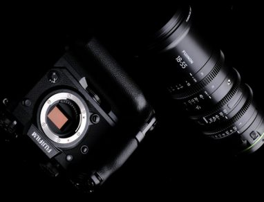 Fujifilm X-H1 con 18_55 Battery Pack