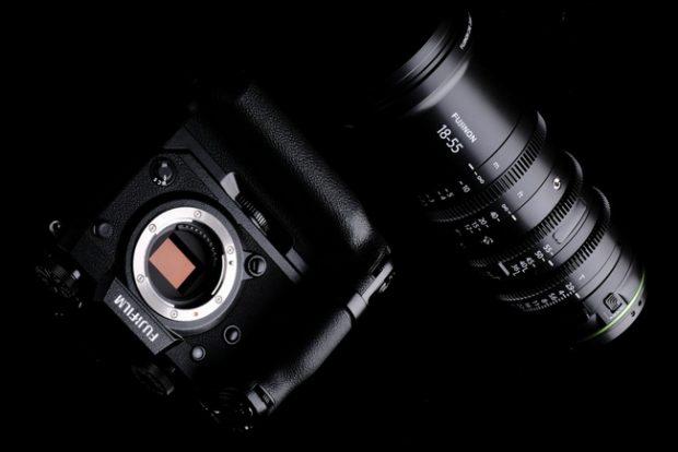 Fujifilm X-H1 e ottiche cine Fujinon MKX in offerta speciale