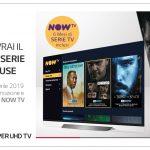 LG Smart TV, promozione con Now TV