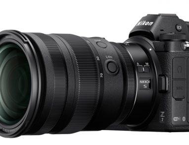 Nikon Z7 + Nikkor Z 24-70mm f/2.8 S