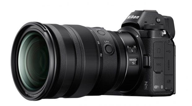 Nikon Nikkor Z 24-70mm f/2.8 S, zoom professionale per il sistema Z