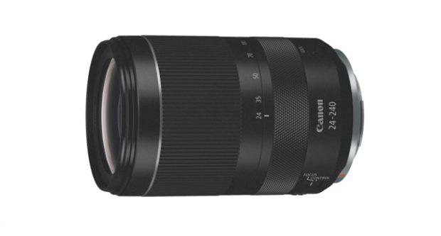 Canon RF, sei nuovi obiettivi full frame