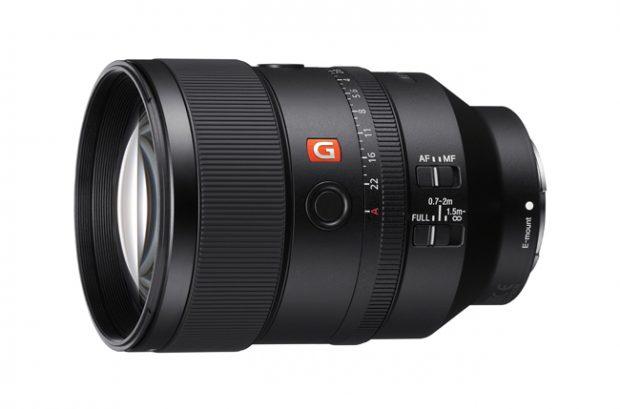Sony 135mm F1.8, nuovo teleobiettivo della serie G-Master