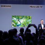 """Samsung microLED 4K da 75"""", una festa per gli occhi"""