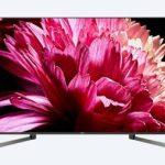 Tris di TV Sony in 4K, ecco la serie XG95