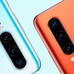 Huawei P30 e P30 Pro, sensore RYYB e zoom