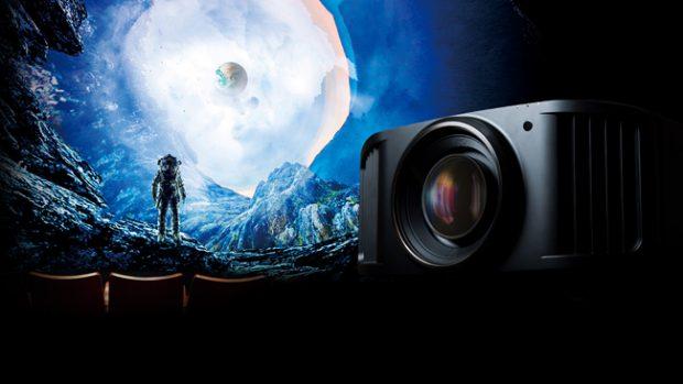 Nuovo firmware per i proiettori JVC D-ILA 8K e-shift e 4K nativi