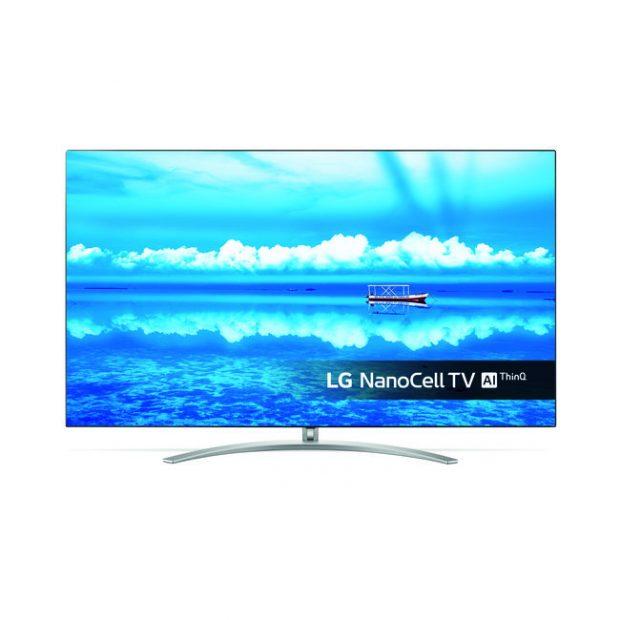 LG TV 2019, Nanocell e OLED nel segno dell'AI
