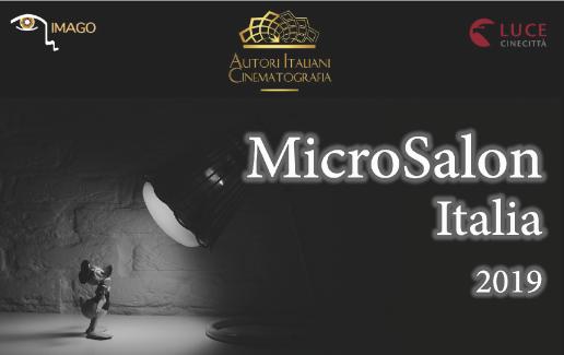 MicroSalon Italia 2019, appuntamento a Cinecittà