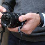 Le mani sulla Sony A6400