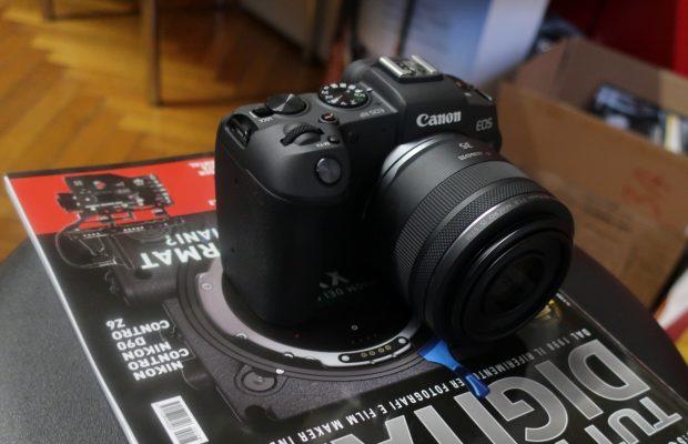 Canon RP, la più richiesta sono io