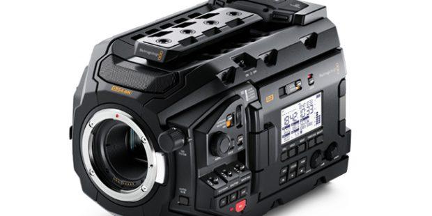 Blackmagic Ursa Mini Pro G2, la seconda generazione