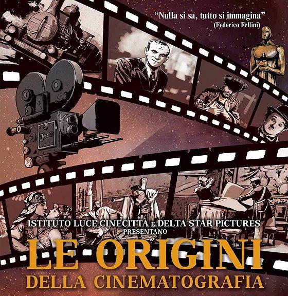 Le origini della cinematografia… in DVD