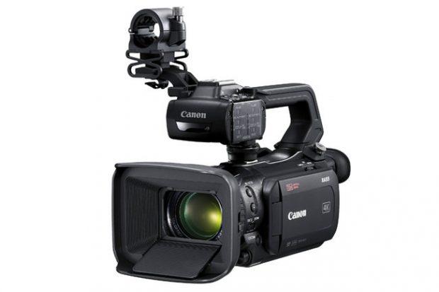 Canon presenta tre camcorder 4K Legria e due prosumer XA