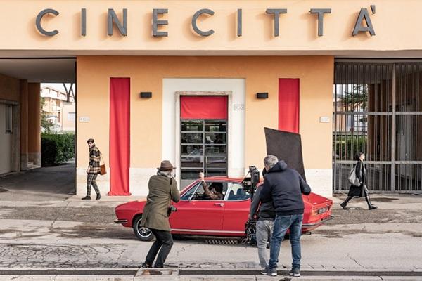 Cinecittà Studios, where dreams are made