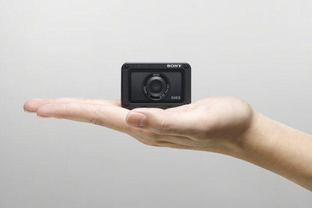 Sony RX0 II, ultracompatta nel segno del 4K