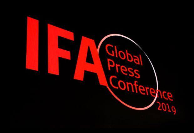 IFA 2019, pronti a salpare!