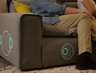 Miliboo Smart Sofa