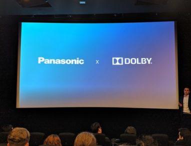 Panasonic Dolby Open