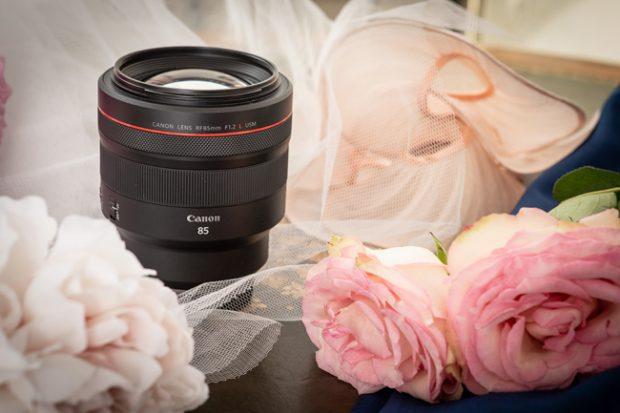 Canon RF 85mm F1.2L USM, mediotele da record