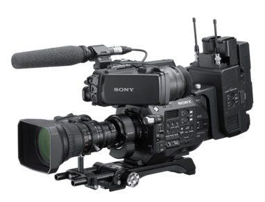 kit e adattatore per Sony FS7 e FS7 II