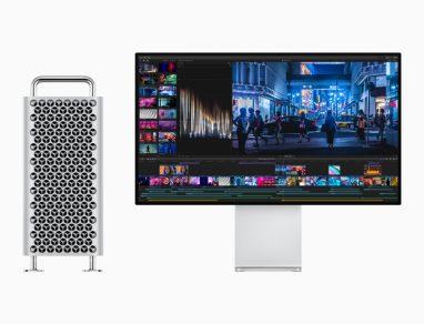Mac Pro e il Pro Display XDR