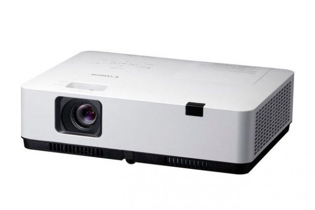 Canon LV-WU350, LV-WX360 e LV-X370, tris di proiettori LCD