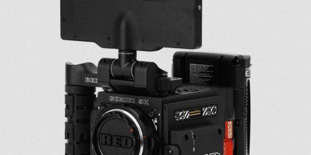 Red DSMC2 Gemini Camera Kit, 5K 'ready to shoot'