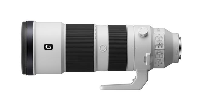 Sony FE 200-600 mm F5.6-6.3 G OSS