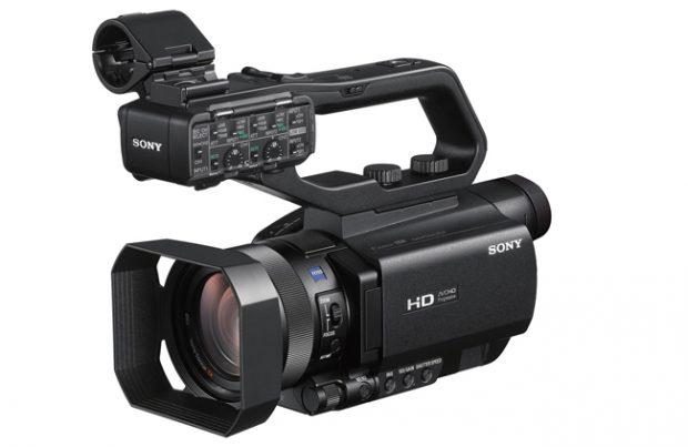 Sony HXR-MC88, qualità professionale in poco ingombro