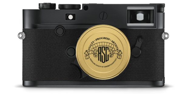 """Leica M10-P """"ASC 100 Edition"""" for cinematographers"""
