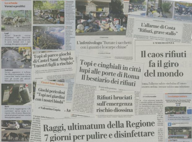Caccia fotografica, a Roma c'est plus facile: la suite