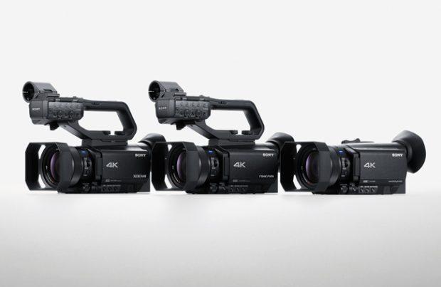 Sony HXR-NX80 e PXW-Z90 vanno in diretta con Simple Live Streaming