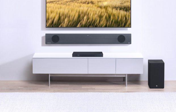 LG, le nuove soundbar sono 'smart'
