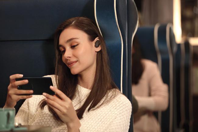 auricolari wireless con noise cancelling Sony WF-1000XM3