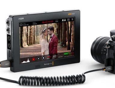 Blackmagic Design Video Assist 12 monitor recorder