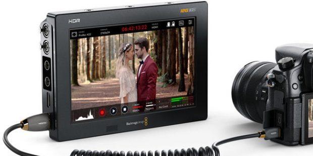 Blackmagic Design Video Assist 12G, nuovi monitor recorder