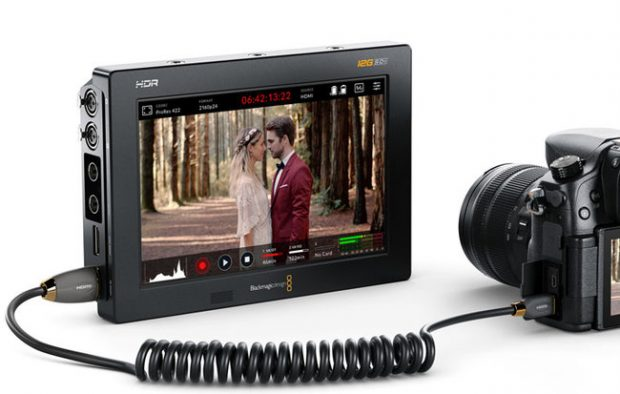 Blackmagic Design Video Assist 12G, nuovi monitor recorder