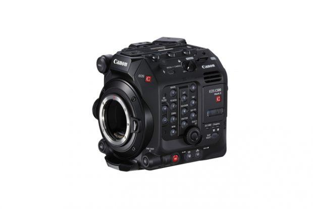 CanonCinemaEOS C500, arrivala 'Mark II'