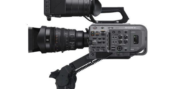 Sony PXW-FX9, nuovo camcorder con sensore Full Frame 6K