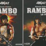 Cliffhanger, Rambo (I, II e III) le recensioni