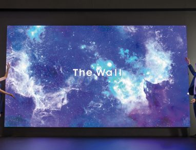 Samsung TV Wall