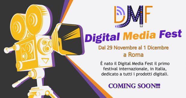 Digital Media Fest, un ponte tra i creativi e il mercato dell'audiovisivo