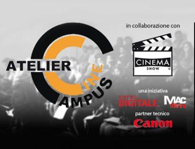 Cinema Show e CineCampus Atelier @ Festa del Cinema Roma 2019