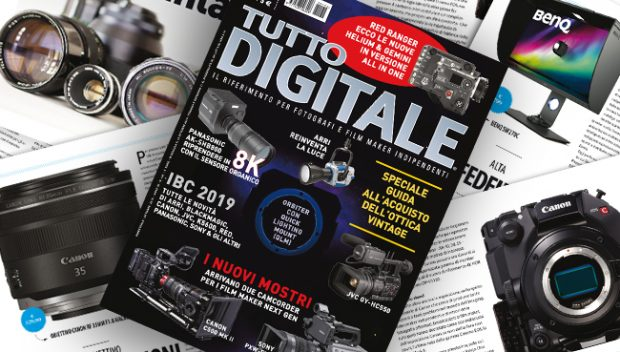Tutto Digitale 132 in edicola